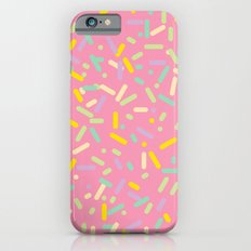 Sprinkled (Strawberry) Slim Case iPhone 6s