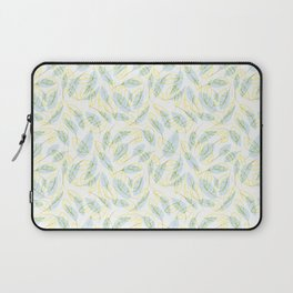 Wind and feathers Laptop Sleeve