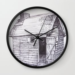 The New World Wall Clock