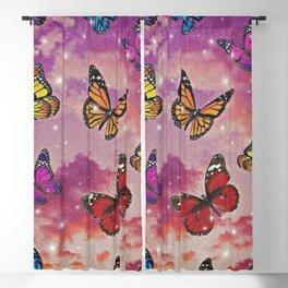 Aesthetic Butterflies Blackout Curtain