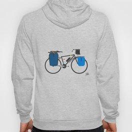 cicloviajera Hoody