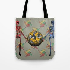 Duplicitous Tote Bag