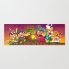 The Stick of Truth! Canvas Print