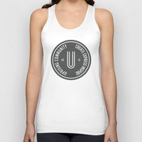 community Tank Tops featuring Uprising Community by Uprising Community