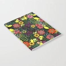 fruits and flowers Notebook