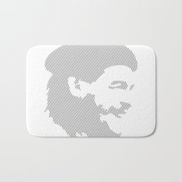 Che Guevara #society6 #decor #buyart #artprint Bath Mat
