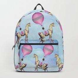 Flying Llama Backpack