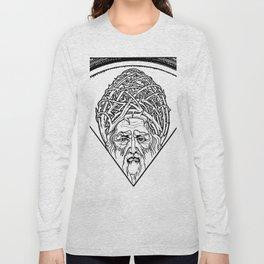 Vignette - Ephraim Moshe Lilien Long Sleeve T-shirt
