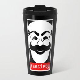 fsociety Travel Mug