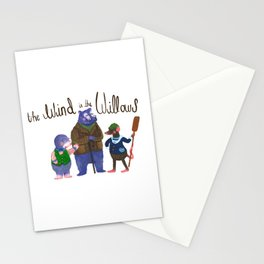The Wind in the Willows Trio Stationery Cards