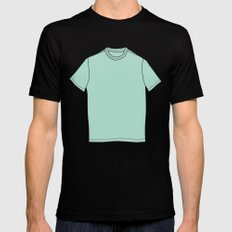Getting Inception Up In Here! SMALL Black Mens Fitted Tee