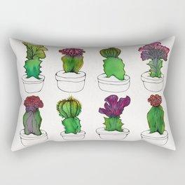 Cactus Party Rectangular Pillow