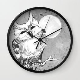Curious Wall Clock