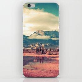 Breathing Space iPhone Skin