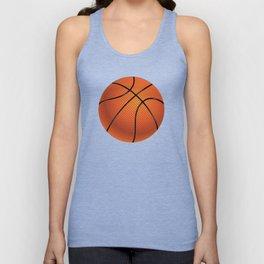 Basketball Ball Unisex Tank Top