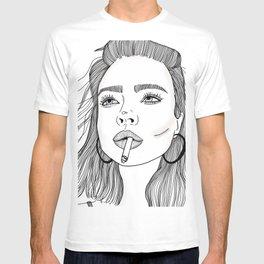 it girl T-shirt