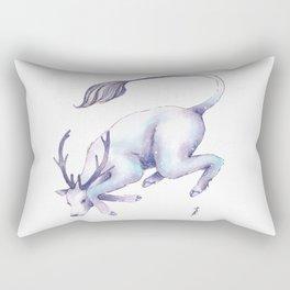 Eternal Deer Rectangular Pillow