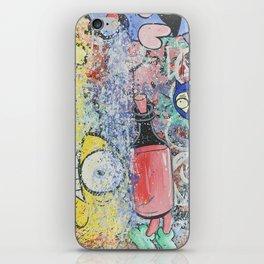 Brick Lane Market #3 iPhone Skin