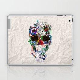 Ruzgars Skull Laptop & iPad Skin