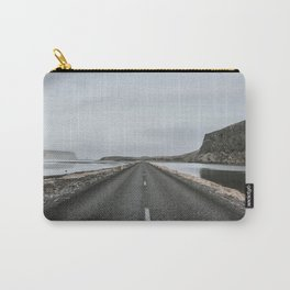 Empty Road - A Love Story Carry-All Pouch