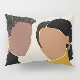 Black Love No. 1 Pillow Sham