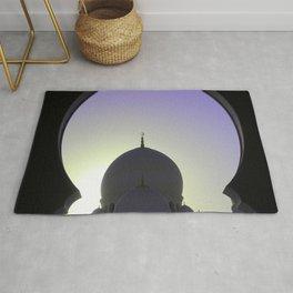 Sheikh Zayed Mosque Rug