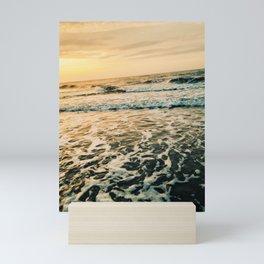 Golden Sea Mini Art Print