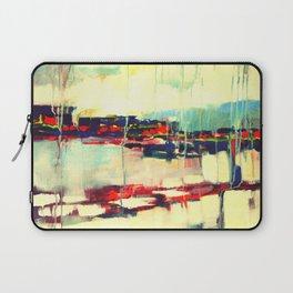 Warsaw III - abstraction Laptop Sleeve