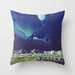 t u t t o b l u Throw Pillow