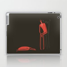 Embarrassing rich Laptop & iPad Skin