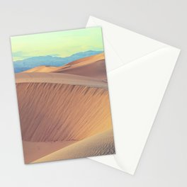 Mesquite Sand Dunes Stationery Cards