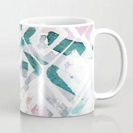Awash | Colorful Geometric Print Coffee Mug