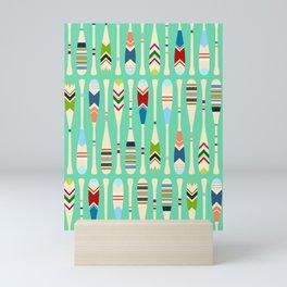 Meet Me at the Lake Mini Art Print