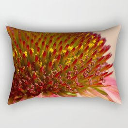 Cone flower colors Rectangular Pillow