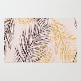 Feather love Rug