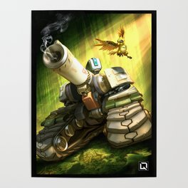 over bastion Poster