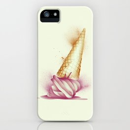 Summer's Gone iPhone Case