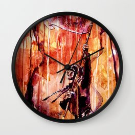 TELSE VAN KAMPEN Wall Clock