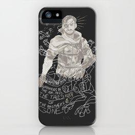 Phantom Pain iPhone Case