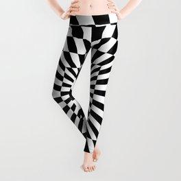 Optical Illusion Hallway Leggings