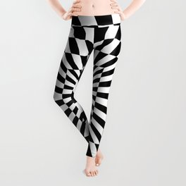 Optical Illusion Hallway Leggings