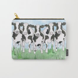 A Field of Cows Carry-All Pouch