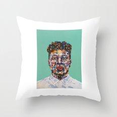 Mick Jenkins Throw Pillow