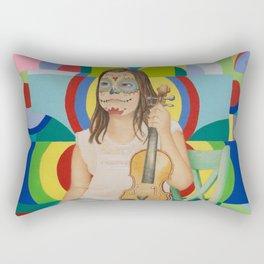 A Composition for Kandinsky Rectangular Pillow