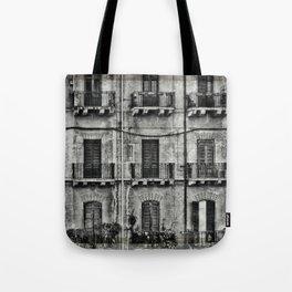 balconies... Tote Bag