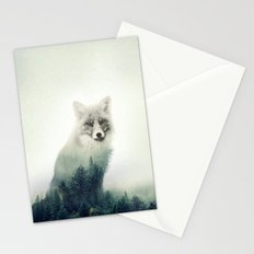 Fox, Forest Animal, Woodlands, Wilderness Stationery Cards