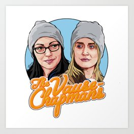 The Vause - Chapmans Art Print