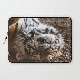 Tiger Portrait Laptop Sleeve