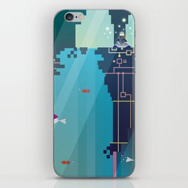 Recharge iPhone Skin