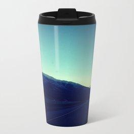 layers. Metal Travel Mug